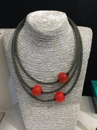 Manuela Zanvettori necklace Bjorhca