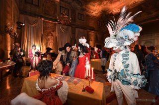 cortigiane a palazzo fortune-teller