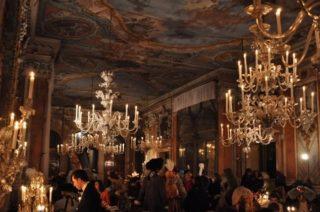 cortigiane a palazzo dinner